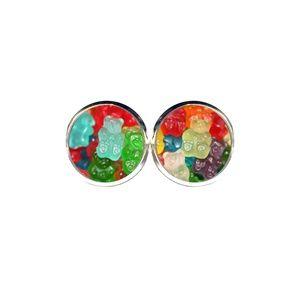 Gummy Bear Earrings - Candy